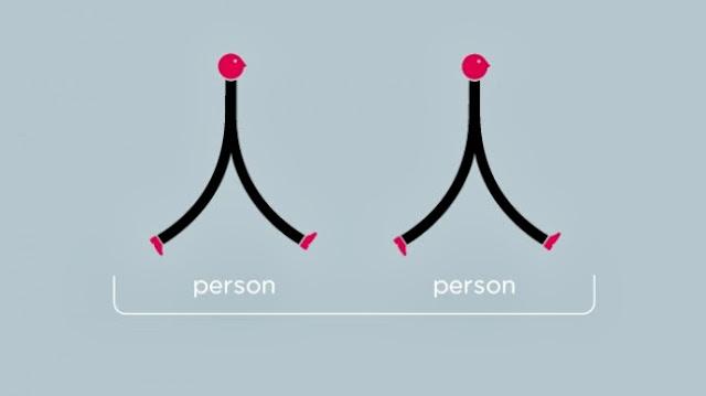 Человек + человек = каждый