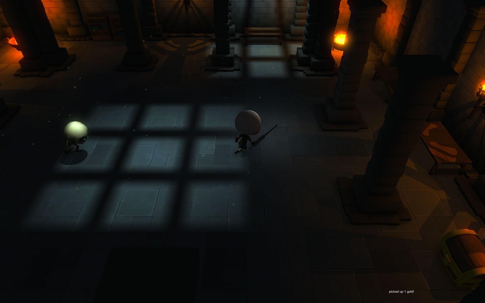 this is dungeon rougelike dungeon crawler screenshot