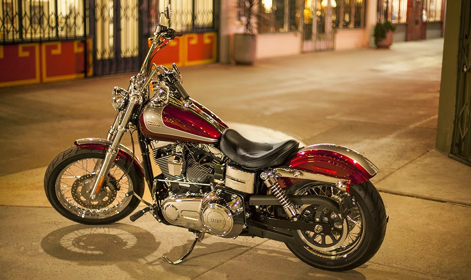 Harley-Davidson Dyna Street Bob Ready To Launch In India In 2015