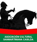 Isologotipo Asociación Cultural Sanmartiniana Casilda