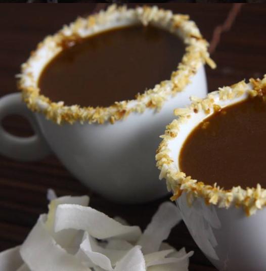 Receita de café havaiano