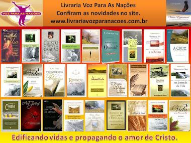 Livros que edificam nossa fé!!!