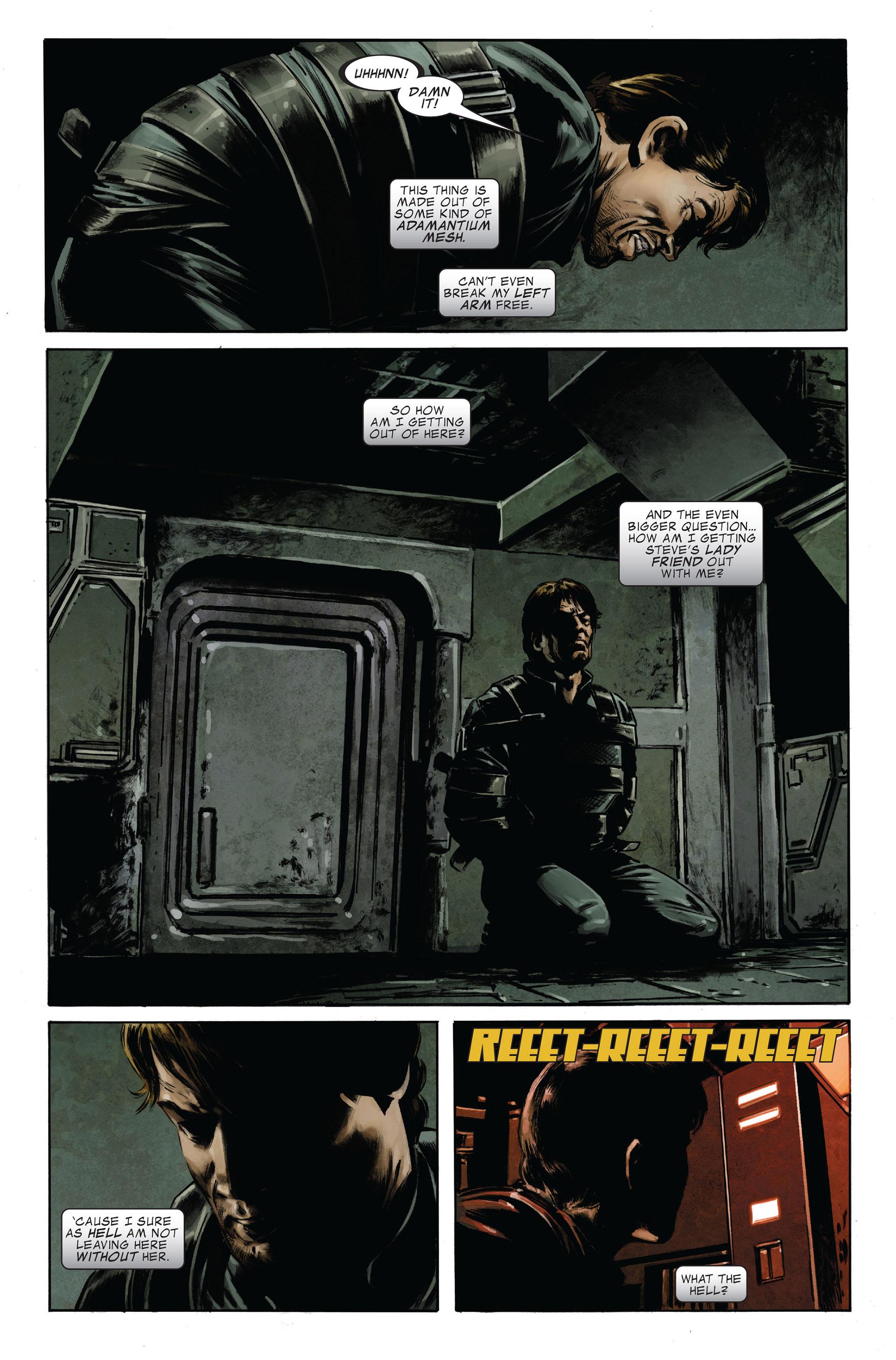 Captain America (2005) Issue #32 #32 - English 11