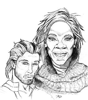 Jorma and Casady by Del Teigeler, Mavfire