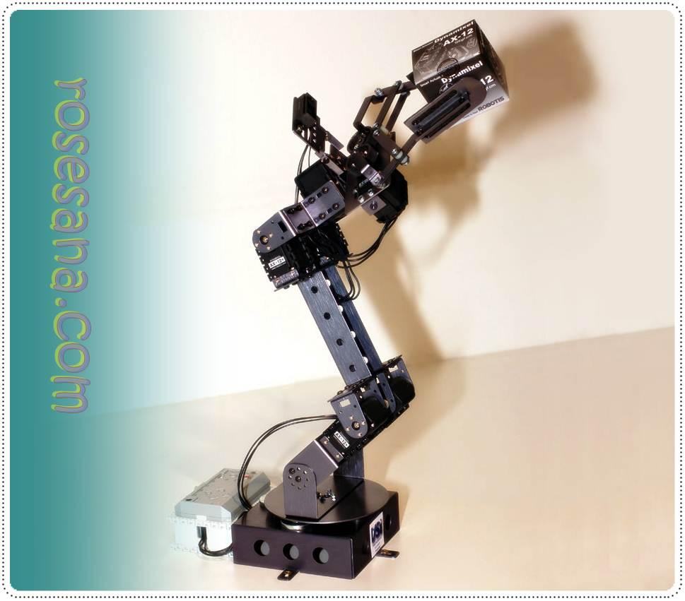 ROBOTIS Kits - BIOLOID Series - ROBOTIS