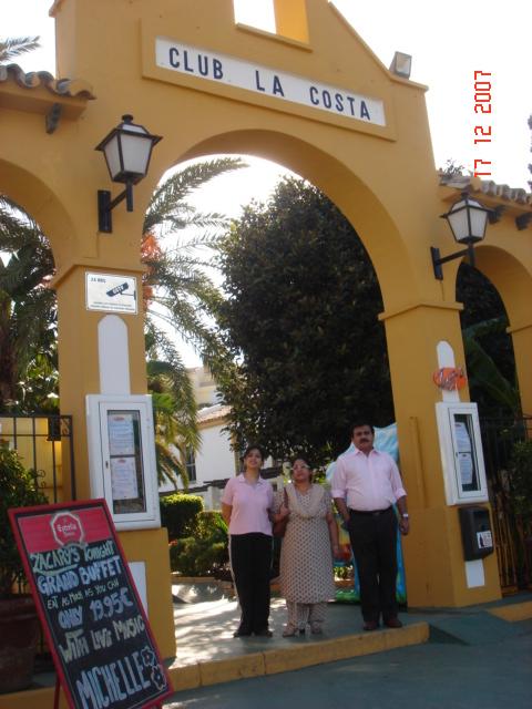 Club la Costa, Costa del Sol,Spain