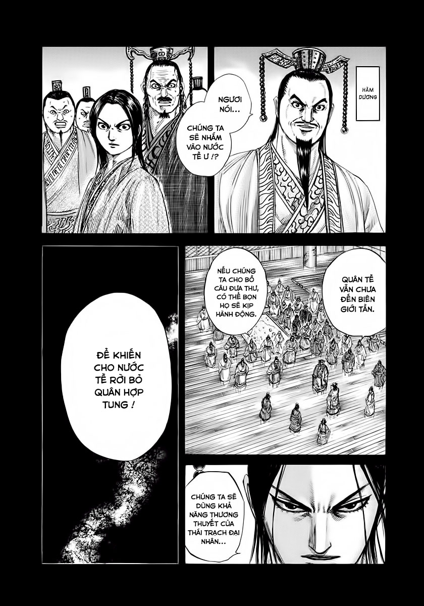 Kingdom – Vương Giả Thiên Hạ (Tổng Hợp) chap 265 page 4 - IZTruyenTranh.com