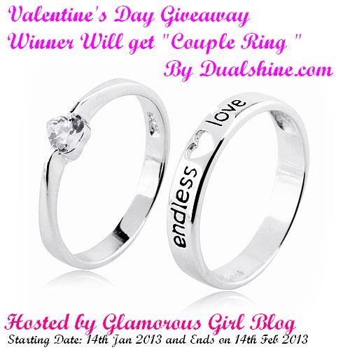International Giveaway Of Valentine's Day Special