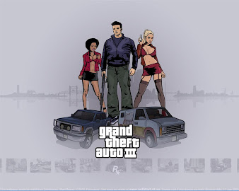 #44 Grand Theft Auto Wallpaper