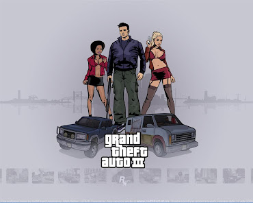 #44 Grand Theft Auto Wallpaper