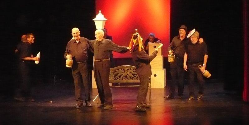 Chorale gens du pays repertoire 2012 2013 - Les amoureux des bancs publics paroles ...