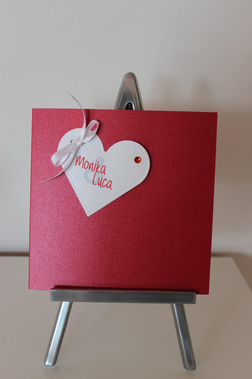 Matrimonio Tema Cuori : Le creazioni di maichi matrimonio tema rosso e cuori