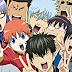 Comercial dos novos episódios de Gintama na TV japonesa