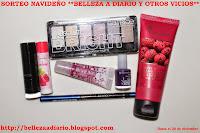 """Sorteo en el blog """"Belleza a diario"""""""