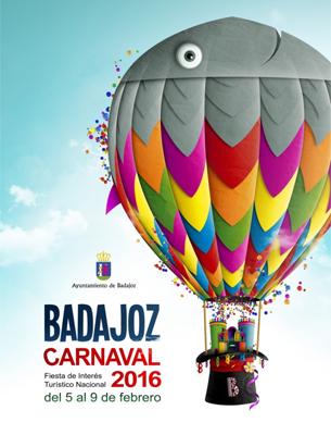 Badajoz Carnaval fiesta Interés Turístico Nacional