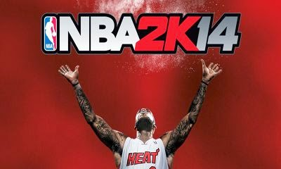 NBA 2K14 APK+DATA Full version 2014