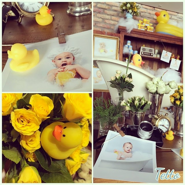 Rubber Duck 1st Birthday