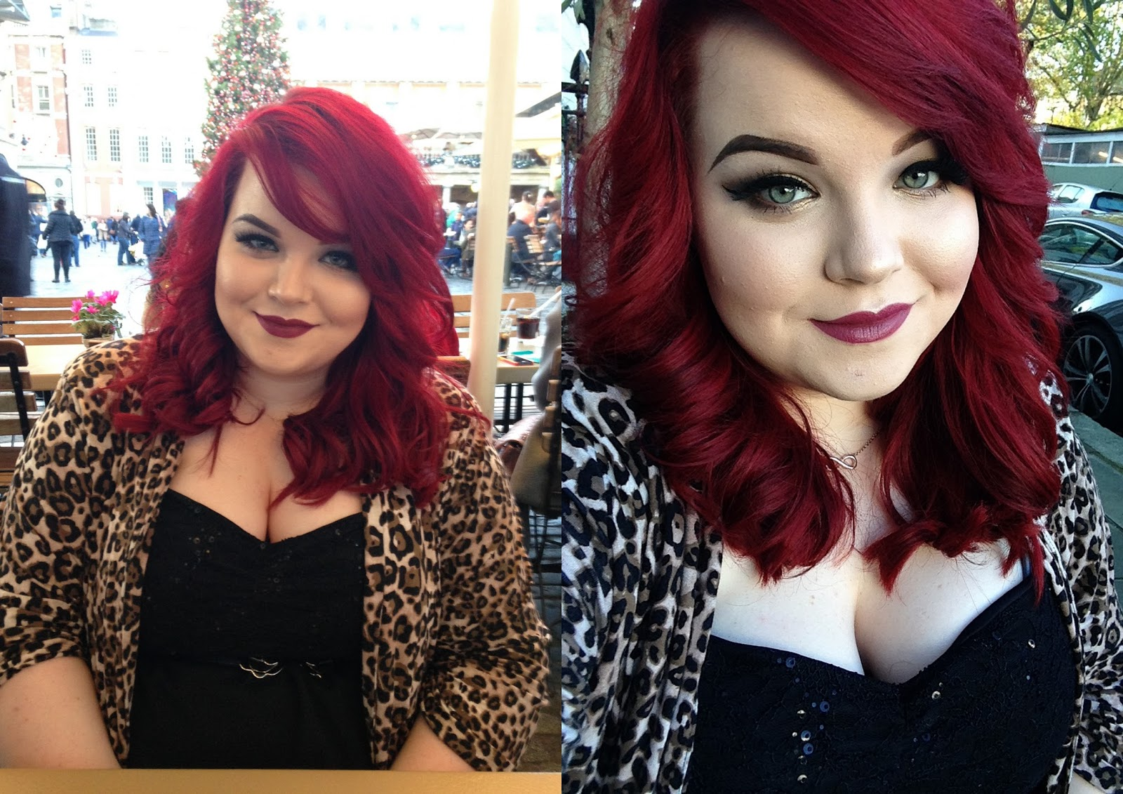 Wella Brilliance range, red hair, georgina grogan,