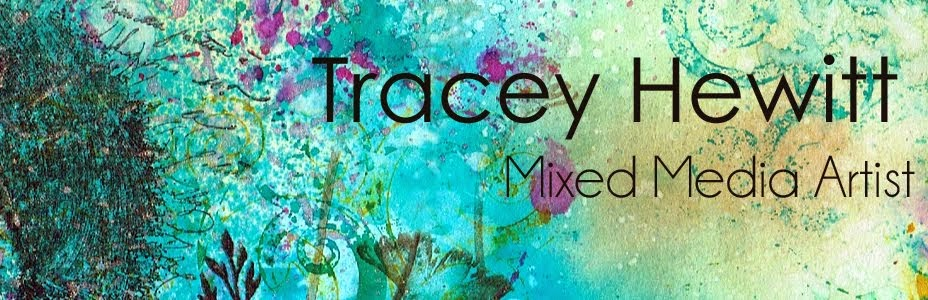 Tracey Hewitt Mixed Media Art