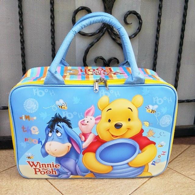 Tempat Travel Bag Anak Grosir