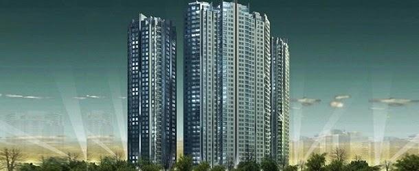 Tổng thể căn hộ Hoàng Anh Thanh Bình