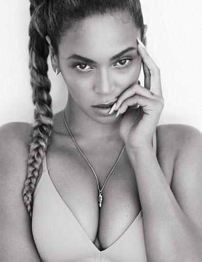 Beyonce topless photo shoot for Flaunt Magazine #CALIFUK Issue September 2015