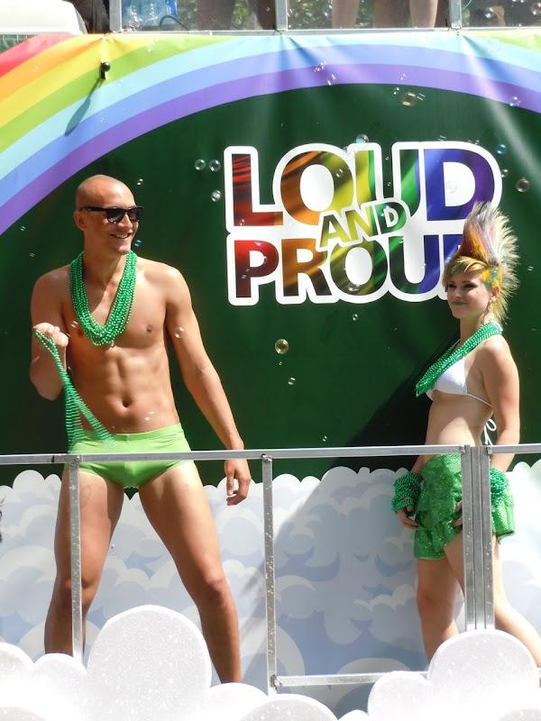 Vancouver Loud Proud Pride Parade