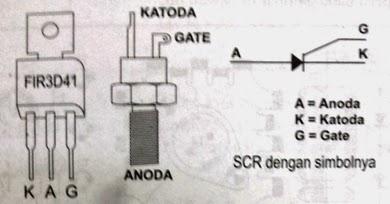 Diode SCR