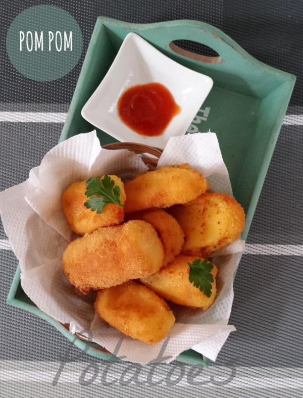 Resep Pom Pom Potato(es)