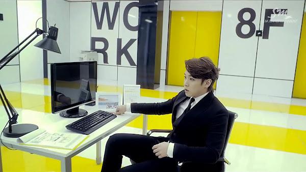 Super Junior-M Swing Sungmin