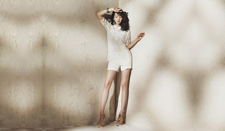 Shin Min Ah - Joinus Summer 2014