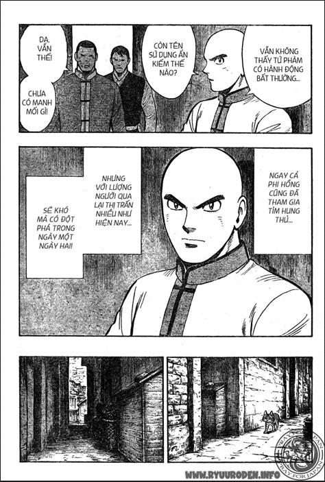Hoàng Phi Hồng Phần 4 chap 59 Trang 17