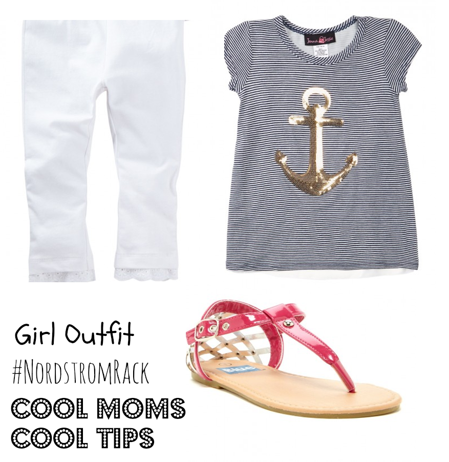 cool moms cool tips #nordstromrack girl outfit
