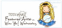 Featured Artist at Tiddly Inks