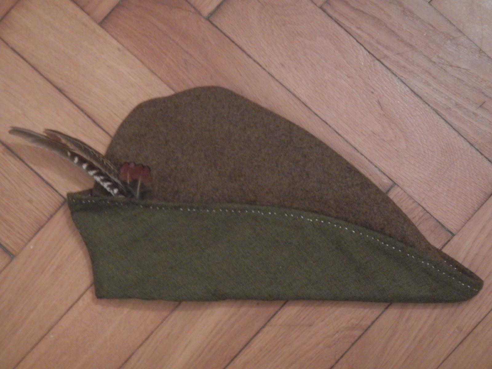 Fuck Yeah Basteln!: Robin-Hood-Hut