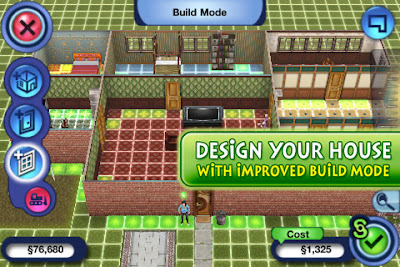 The Sims 3 Ambitions v1.1.10 for iPhone