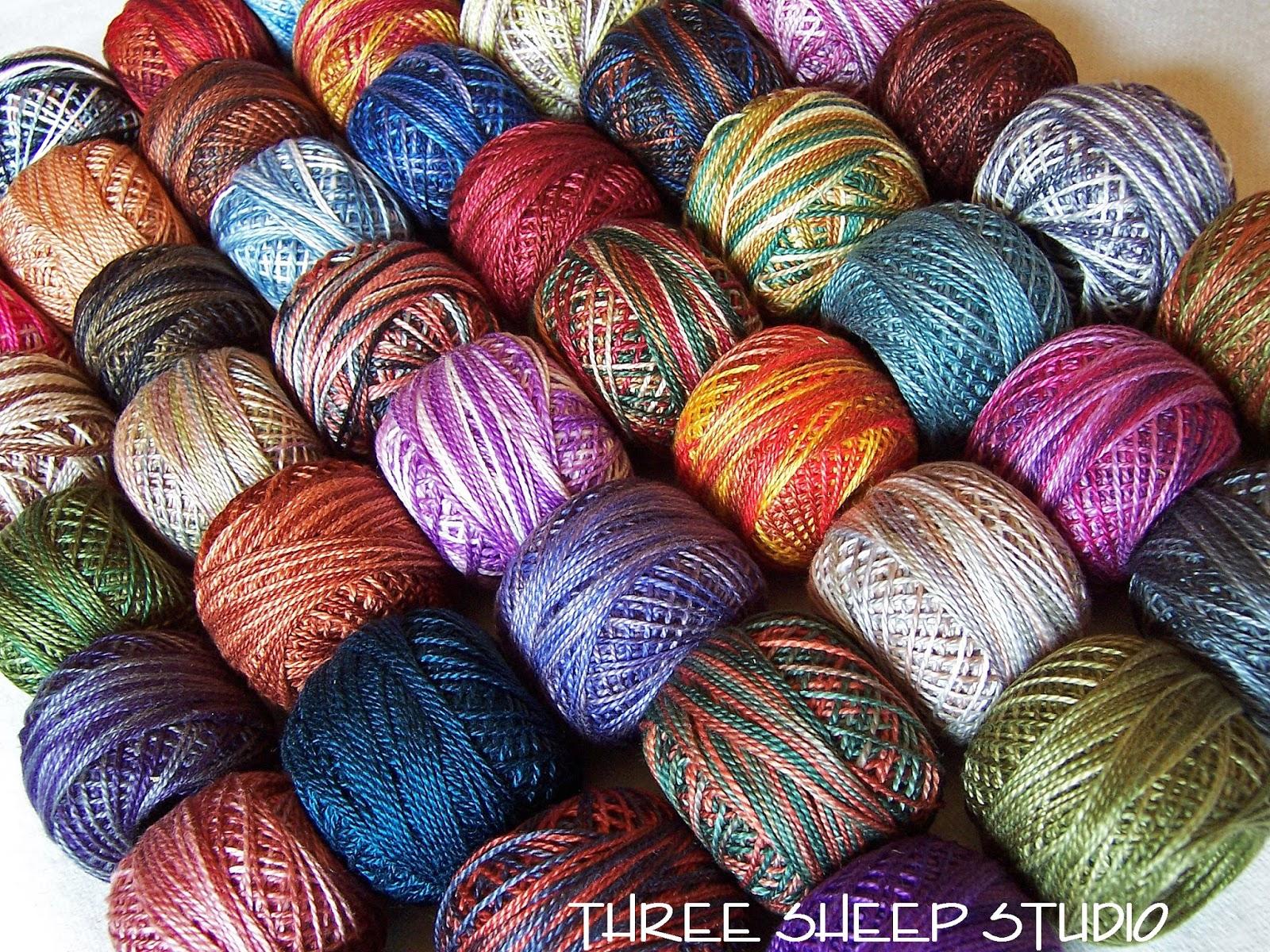 Three sheep studio thoughts on thread punch needle