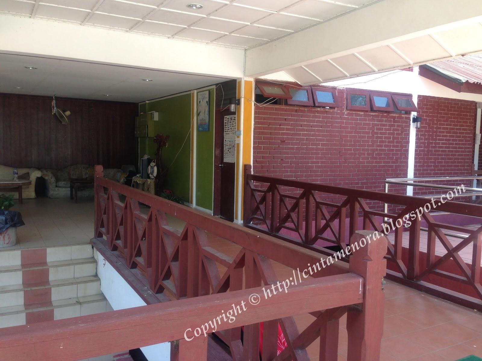 ruang lobi d'puteri kurnia resort