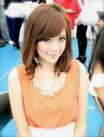 Foto Hot Danita Vinarosa Princess Girlband