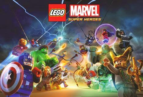 LEGO Marvel Super Heroes APK MOD