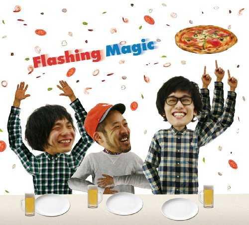[Album] ムーズムズ – Flashing Magic (2015.06.03/MP3/RAR)