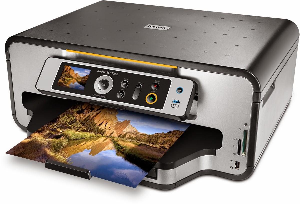 Kodak 7250 Printer Driver