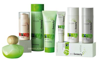Gama Ecobeauty da Oriflame
