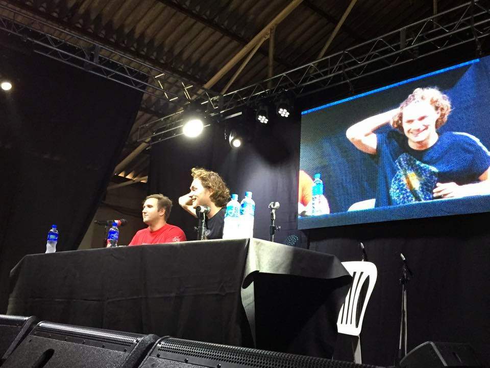 Comic-Con (Argentina) - An insight into the con and Finn Jones' Panel