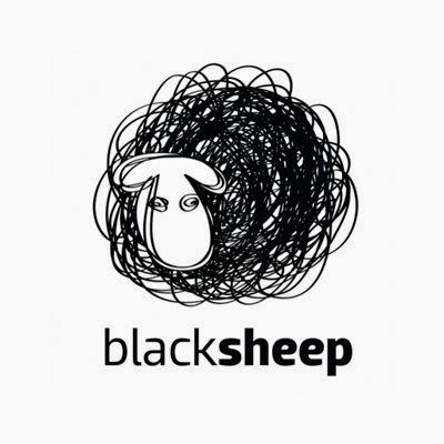 Black Sheep | Logo Design Gallery Inspiration | LogoMix