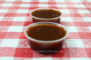 Homemade Memphis-Style BBQ Sauce