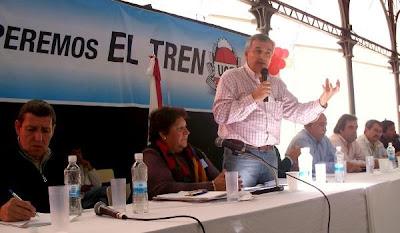 La UCR de Jujuy propone recuperar los trenes