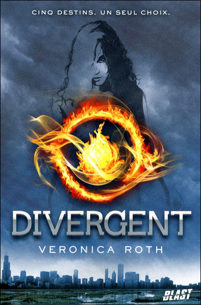 Divergent (tome 1) de Véronica Roth