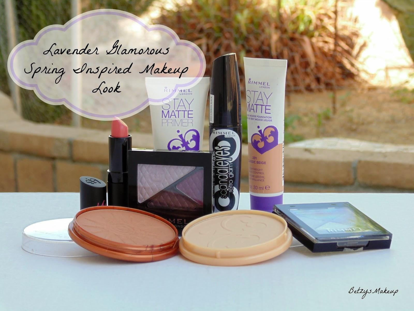 Lavender-Glamorous-Spring-Inspired-Makeup
