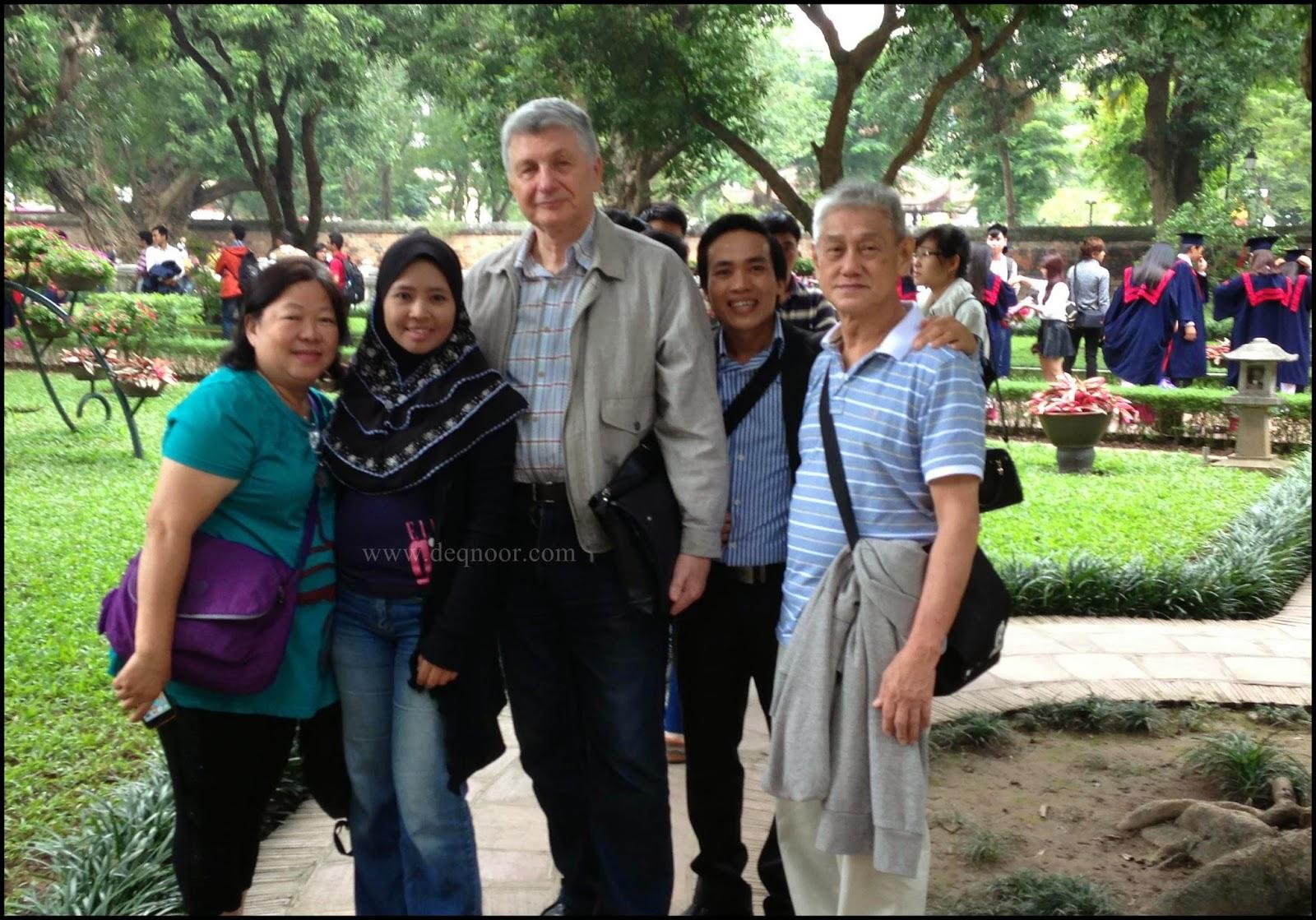 Hanoi City Tour Group